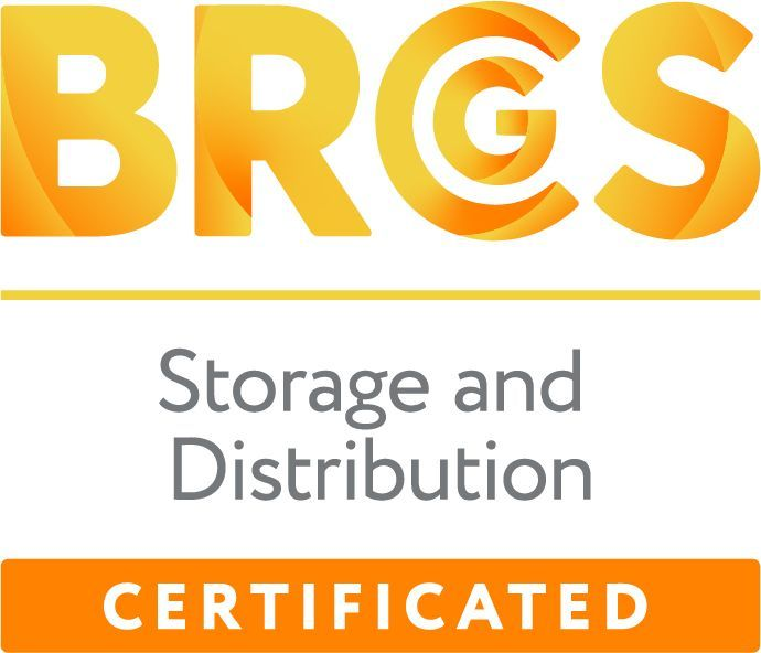 Warehousing Dorset BRCGS Certified