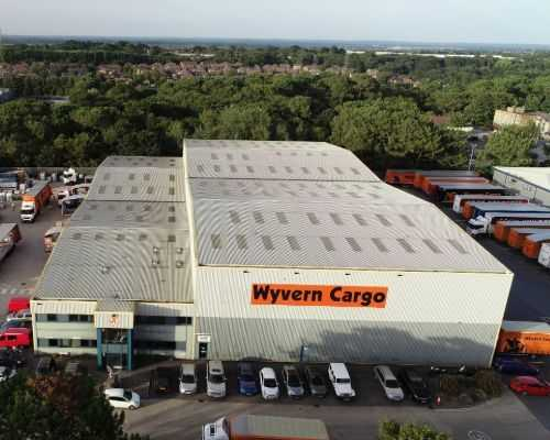 Warehousing Dorset