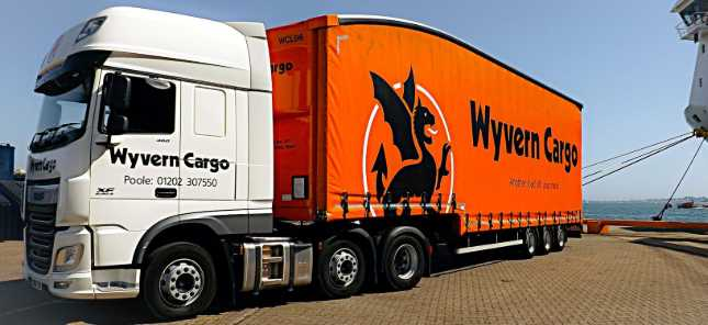 Wyvern Cargo Haulage, Warehousing & Pallet Delivery Dorset & Northamptonshire