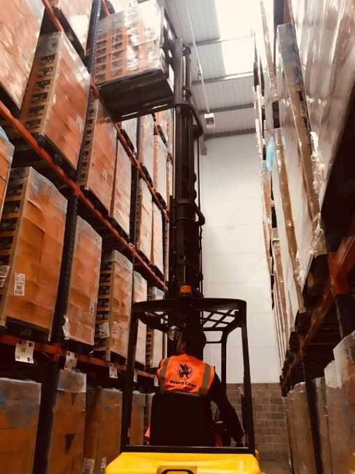 warehousing dorset